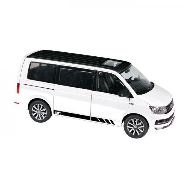 1 18 NZG VW t6 Edition 30 Blanc 9542 40