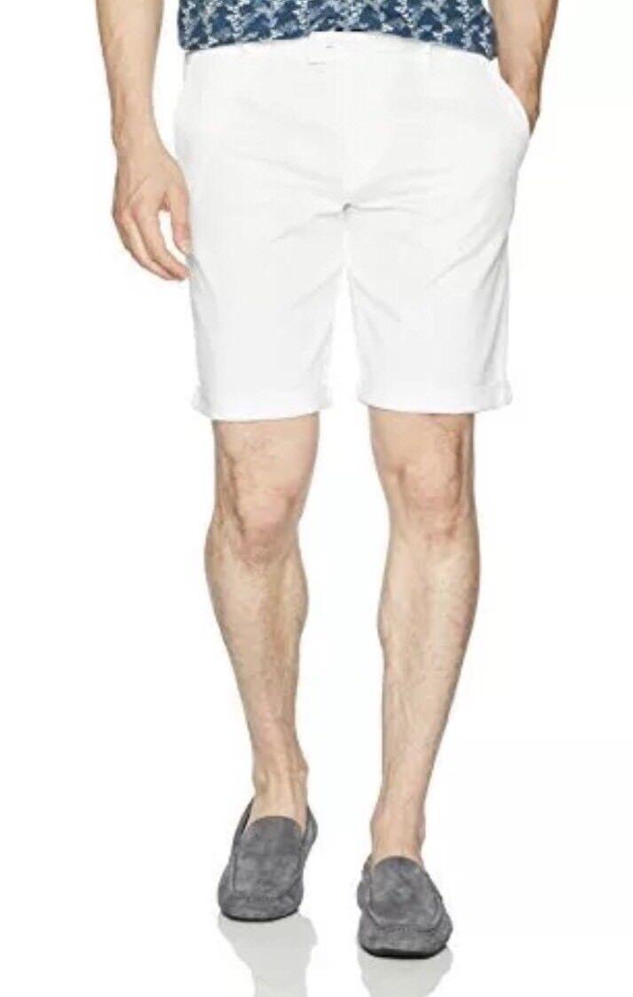 a7e75969ac A X Armani Exchange White Bermuda Shorts 34 NWT Dobby Men's ...