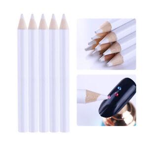 White-Wax-Pen-Rhinestone-Gems-Picker-Dotting-Pencil-Easily-Picking-Nail-Art-Tool