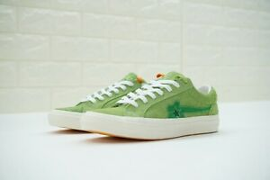 Creator X Converse One Star Ox Golf Le Fleur Suede Shoes Ebay