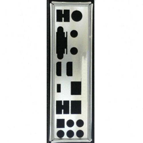 I//O Shield For GIGABYTE Z170N-WiFi GA-Z170N-WIFI Motherboard Backplate IO
