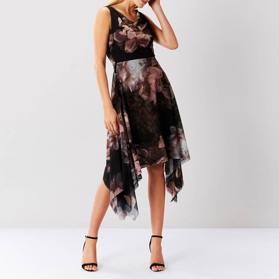 Coast Women's Arles Dress Multicoloured (Multi) BNWT - MRRP .00
