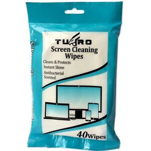 40-x-PC-Screen-Cleaning-Wet-Wipe-Laptop-LED-LCD-TV-Computer-Screen-Cleaner-Wipes