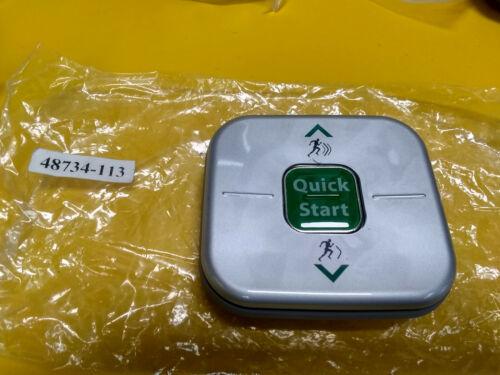 Precor New D-Pad 3-button Switchs Panel P# 48769-113 Model  846i 556i 100i