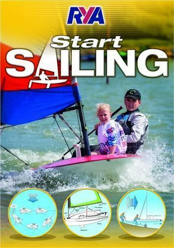 Rya Start Vela Beginners Manuale Di Rya , Nuovo Libro ,Gratuito & , (Pa