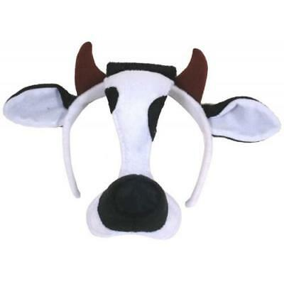 Pig Mask with Sound Fancy Dress Kids Adults Animal Book Week Costume Accessory