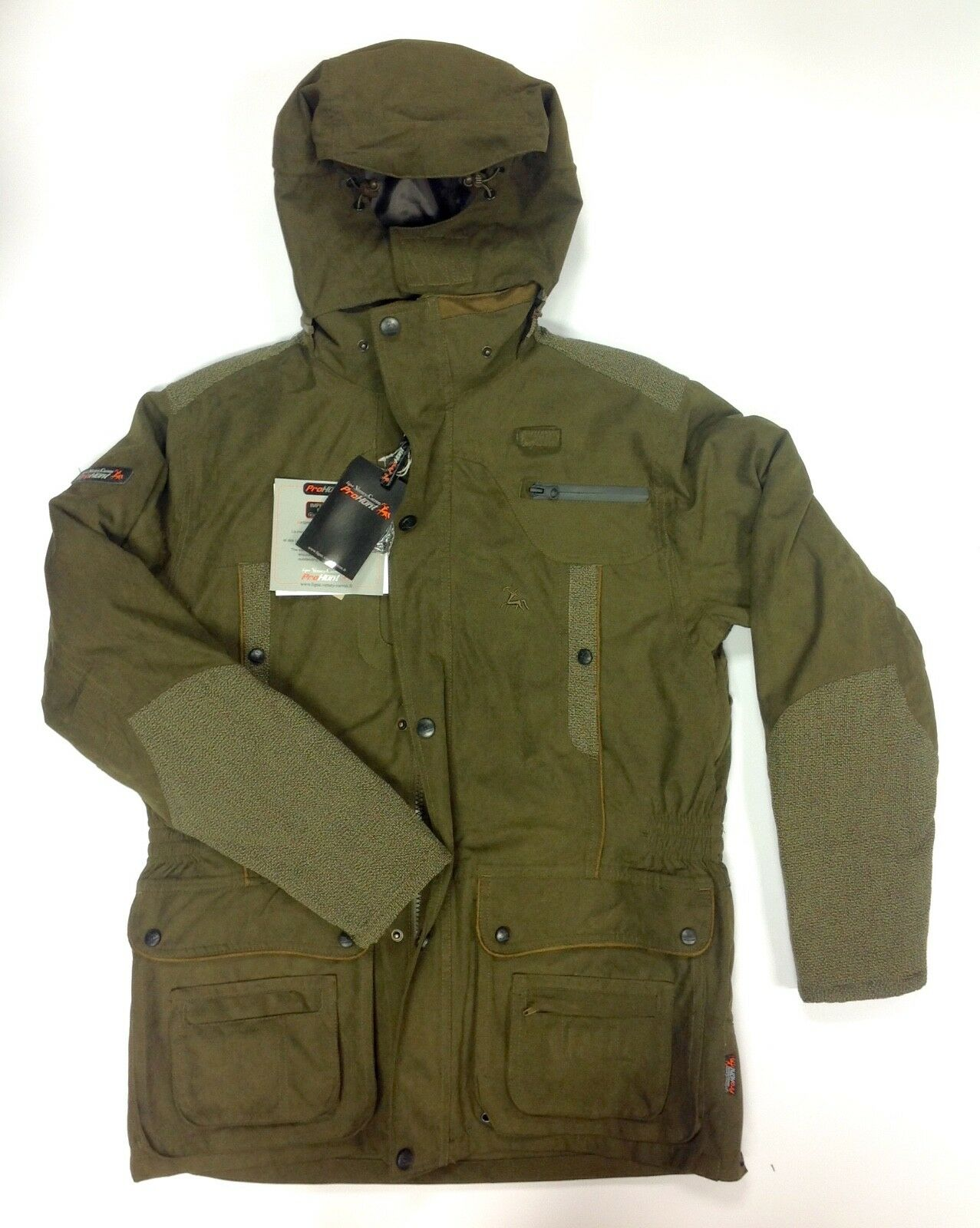 Pro Hunt Verney  Cocheron Ibex Jacket Aguaproof Hunting Shooting Fishing Country  descuentos y mas