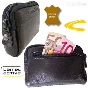 Camel-Active-Key-Case-Key-Folder-Key-Pouch-Leather-Case