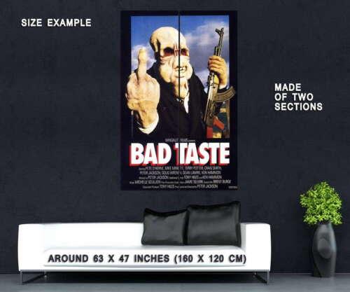 63379 BAD TASTE Decor Wall Print POSTER