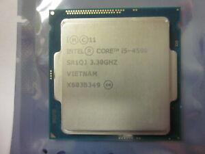 Intel-i5-4590-3-3GHz-SR1QJ-LGA1150-CPU-Processor-i5-4th-Gen-SN-X603B349