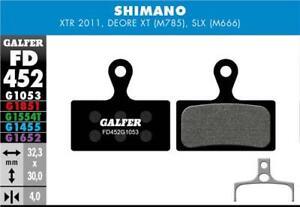 Galfer Disque Patins de frein Shimano Deore XT M785 MTB G1053 Nouveau FD452
