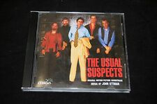 The Usual Suspects [OST] by John Ottman (CD, Aug-1995, Milan)