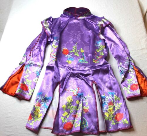 Disguise Women/'s Alice Asian Look Deluxe Costume Medium M 8-10 New NWT