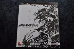 Metal-Gear-Rising-Revengeance-Limited-Edition-HD-Collection-Playstation-3-PS3