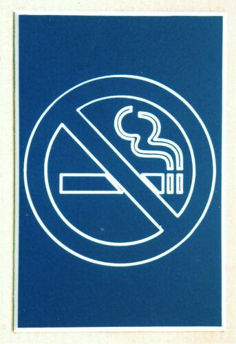 "plaque gravée /""INTERDICTION FUMER/"" PICTO 50x75 SIGNALISATION SIGNALETIQUE"