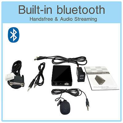 AUX IN Câble compatible avec Radio Mazda 2 3 5 6 rx8 mx-5 bt50 iPod iPhone