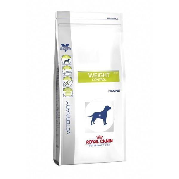 Royal Canin Vet Dog Weight Control 5kg dog food