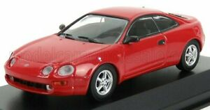 MINICHAMPS 1/43 TOYOTA | CELICA SS II COUPE 1994 | RED
