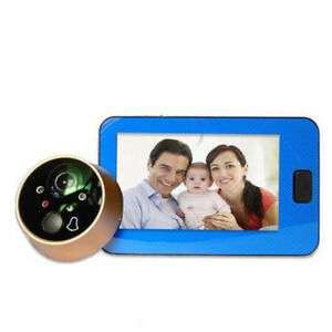 4-3-Inch-Color-Screen-Peephole-Door-Camera-With-Electronic-Doorbell-LED-Lights
