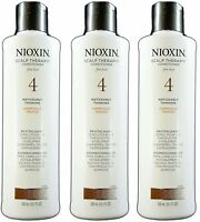 Nioxin - System 4 Scalp Therapy Conditioner 10.1oz [pack Of 3]