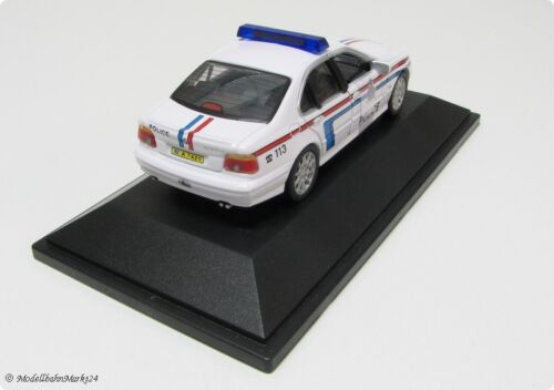 BMW 530d Police GRAND Ducal 1:43