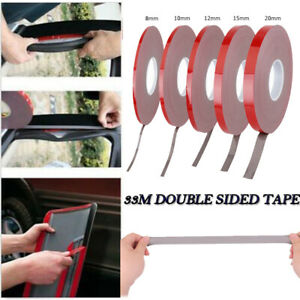 33M-Strong-Permanent-Double-Sided-Adhesive-Glue-Tape-Super-Sticky-for-Car-Led