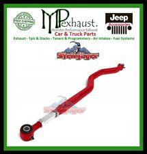 """Steinjager Adjustable Front Track Bar 0-6/"""" Lift 18-19 Jeep Wrangler JL J0048796"""