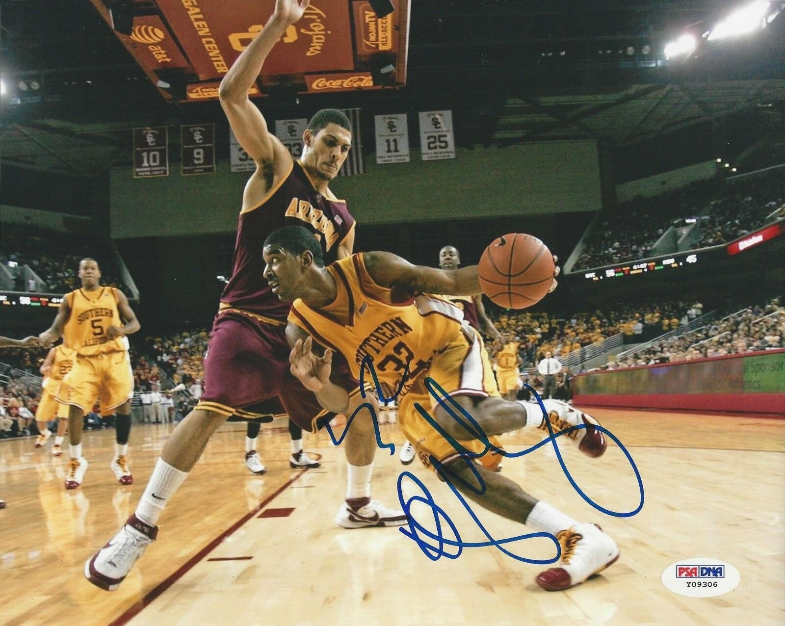 Oj Mayo USC Trojans Signed 8x10 Photo PSA/DNA # Y09306