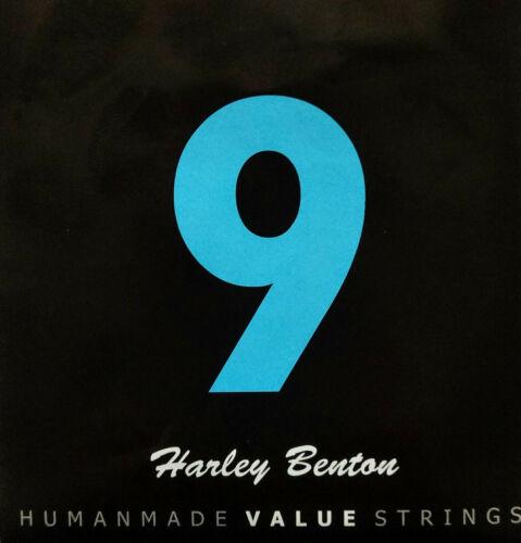 Harley Benton E-Gitarren-Saiten Nickel Plated Steel 009-042