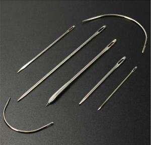 7pcs-Stainless-steel-Hand-Repair-Sewing-Needles-Patching-Upholstery