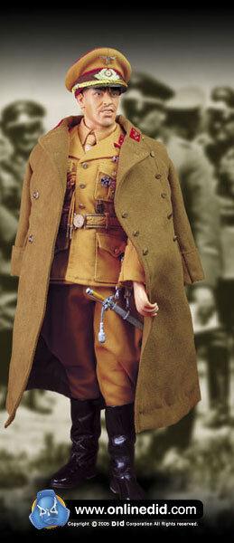 Hizo Franz Feigel Segunda Guerra Mundial Alemania NDASP einsatzleiter escala 1 6 figura DID-80026