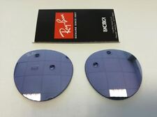 CRISTALES RAY-BAN ROUND METAL RB3447N  001/8O 50 REPLACEMENT LENS LENSES LENTI