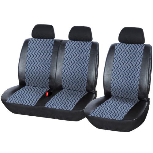 Universal Auto Sitzbezüge 1+2 Schonbezug Transporter MPV LKW SCSC0135