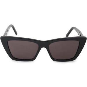 Saint Laurent SL 276 SunglassesSchwarz - mit original Hülle