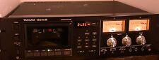 Tascam 122 MKIII 3 head professional cassette deck