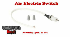 Air Electric Switch, 10 PSI, Normally Open (DCI #7084)