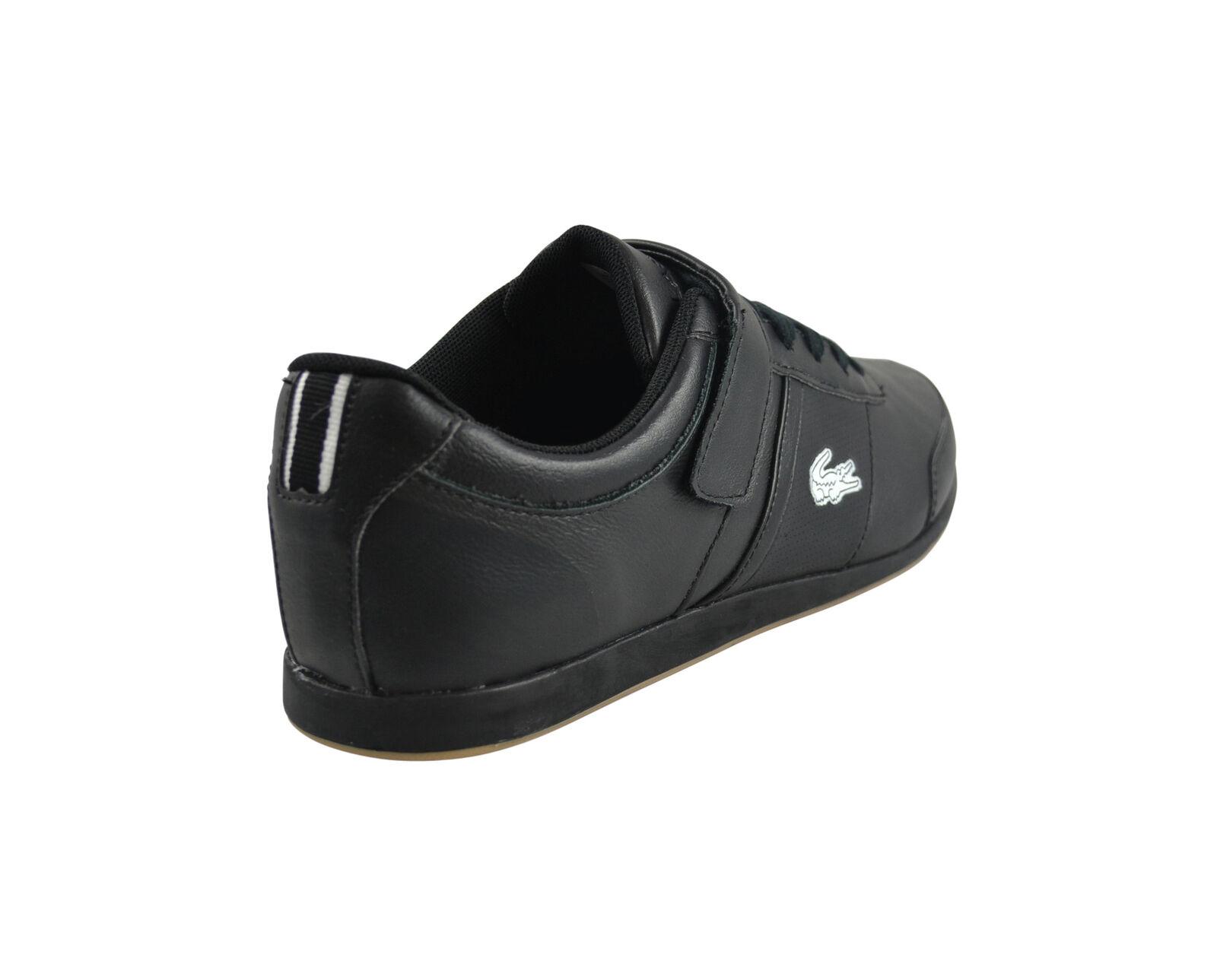 Lacoste Embrun Rei SPM Negro/Negro tamaños zapatos/cortos tamaños Negro/Negro selección 08da03