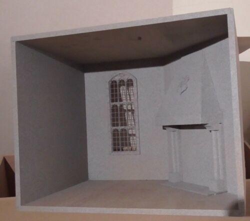 Dollhouse Mini Metal Baking Pan Cookie Sheet Kitchen Set 6 1:12 #A2438 Cooking