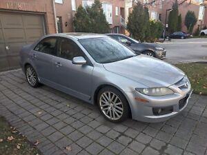 2006 Mazda MAZDASPEED 6 -