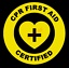 CPR-First-Aid-Certified-Emblem-Vinyl-Decal-Window-Sticker-Car thumbnail 8