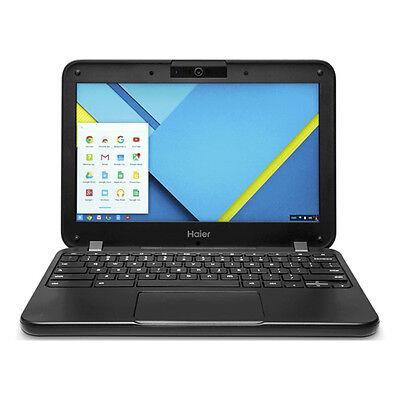"HAIER Chromebook 11"" Quad Core HD 2Gb+16Gb Qwerty Español"
