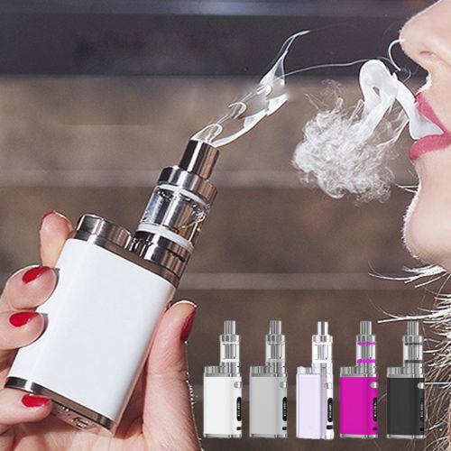 75W Electronic Vapo Kit High Tobacco Smoke E Temperature Control