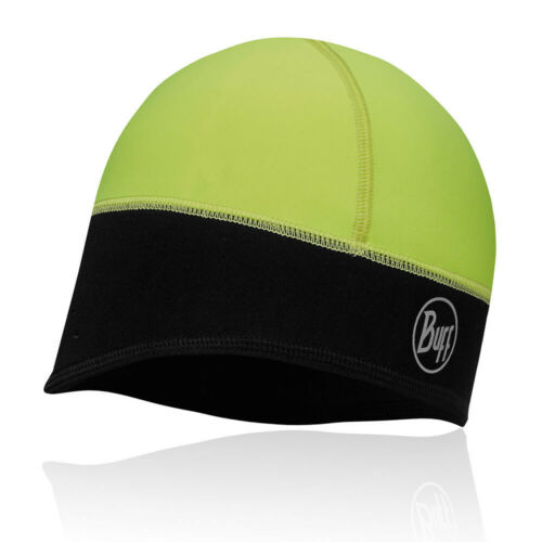 Buff Unisexe Coupe-Vent Chapeau Bonnet Noir Vert Sports Extérieur Respirant Léger