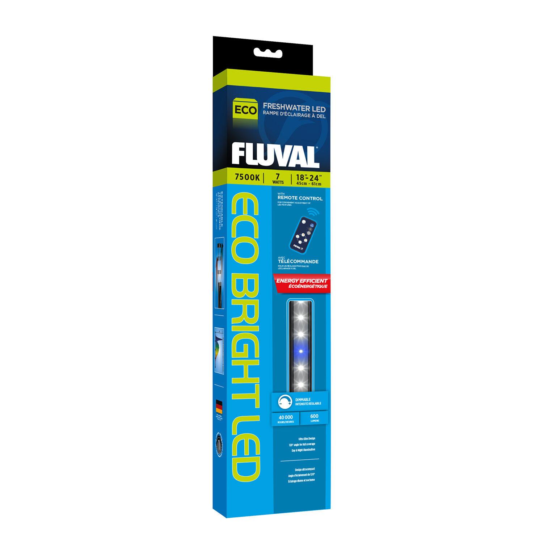 Fluval Eco Bright LED Strip Light 18  24    36  & 48  4 Models 717ef2