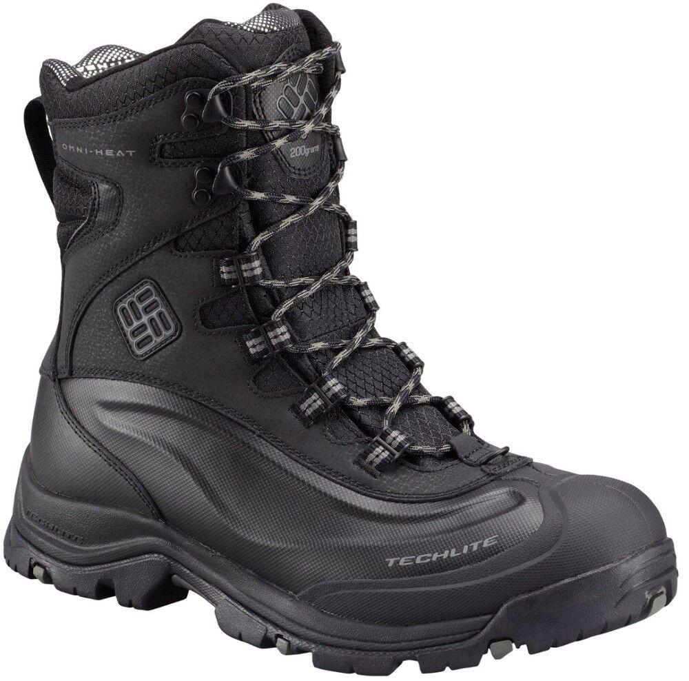 Columbia bugabota plus III 1626251010 aislados cálida botas botas de invierno caballeros