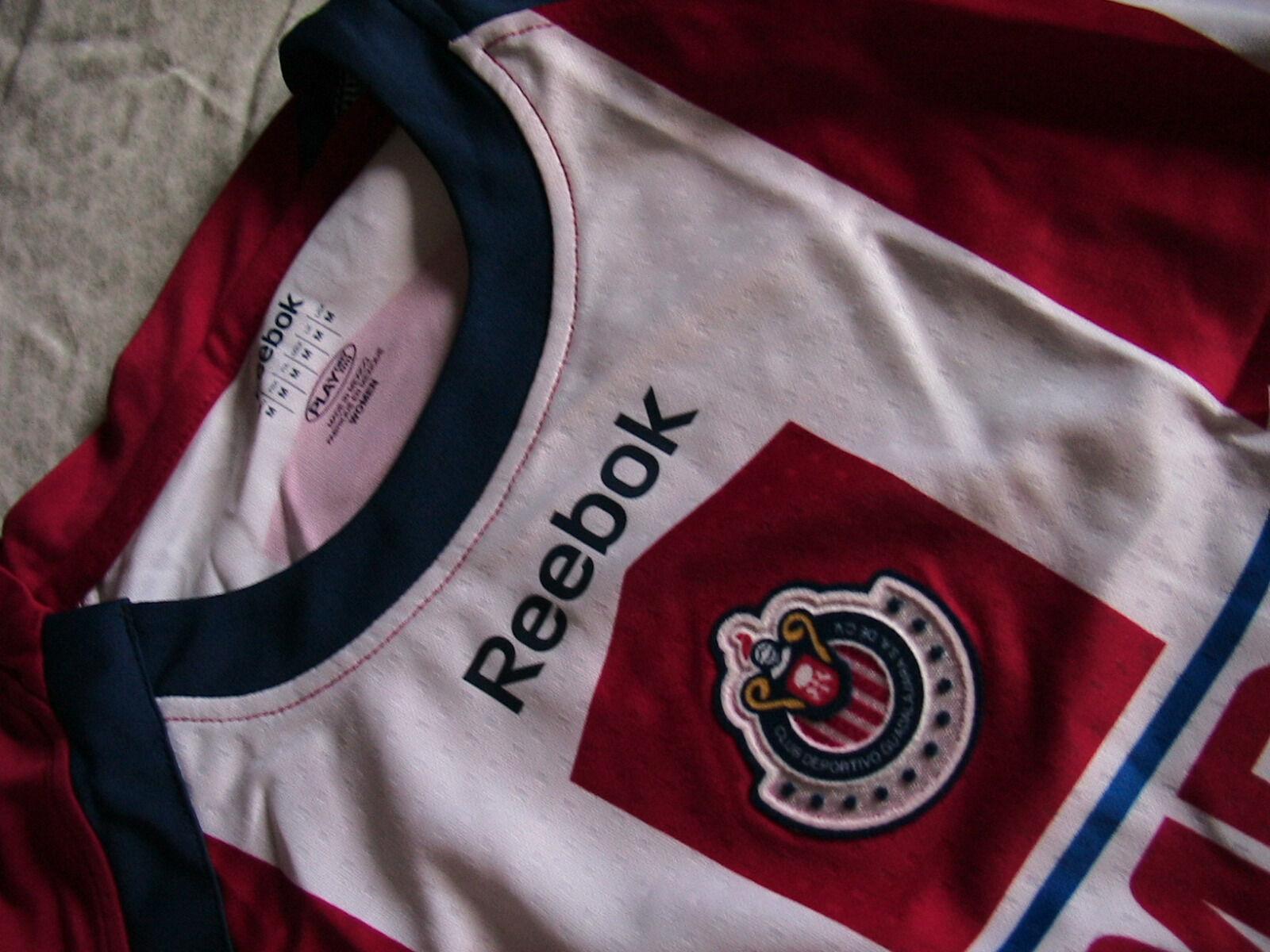 d36045faa Team Chivas Womens Official Soccer Jersey Reebok Local Size M 2011 | eBay