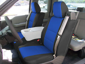 FORD F 150 04 08 SLEATHER FRONT CUSTOM SEAT COVER BUILT
