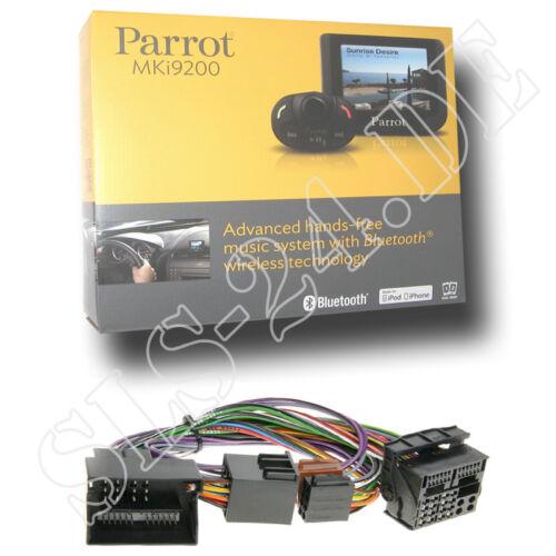 Parrot mki9200 manos libres ford focus Fusion Kuga Quadlock FSE Radio Adaptador