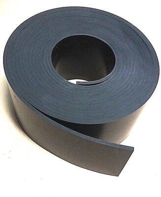 "Neoprene Sheet Rubber Solid Strip 3//16/"" Thk x 1//4/"" W x 30-Foot 1-Pc 60 Duro"