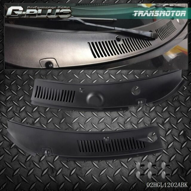 New Wiper Cowl Grille For Ford Mustang 1999-2004 FO1270102 Fits 3R3Z6302228AAA